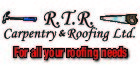 ​R T R Carpentry & Roofing Ltd​